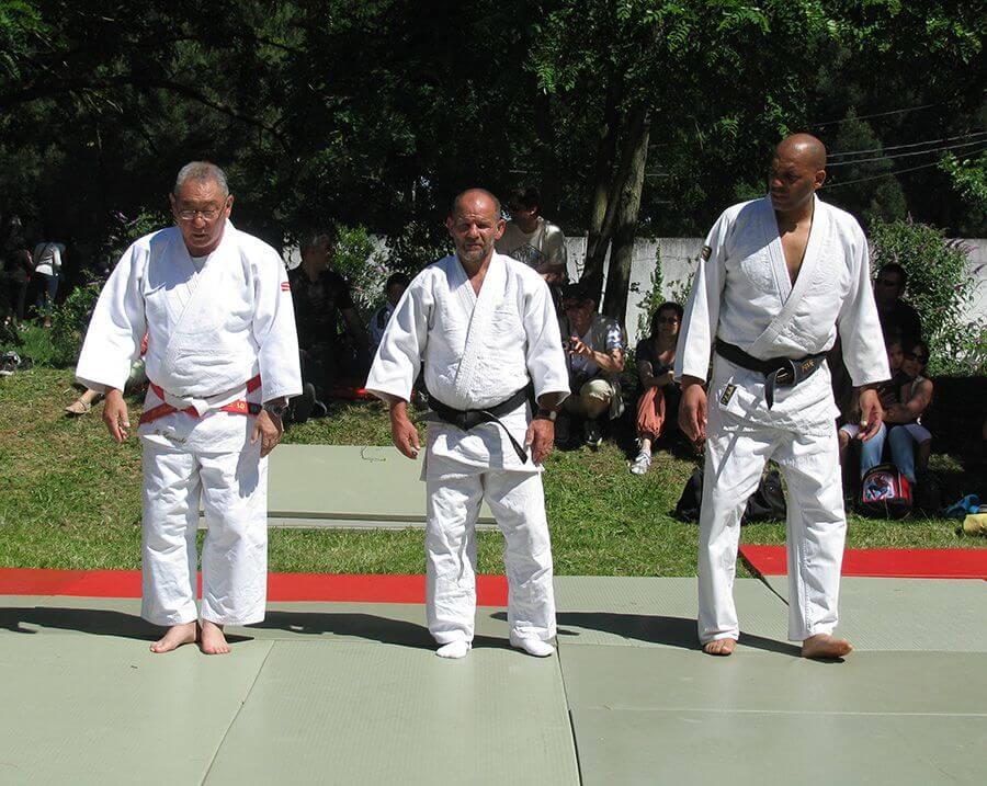 profs judo